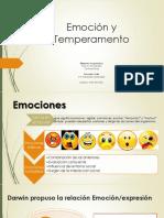 Emociones y Temperamneto