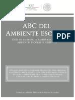 ABC Del Ambient e Escola r 1