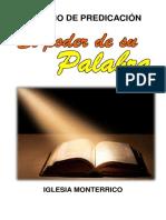 Folleto de Seminario de Predicacion