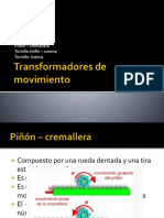 Transformadores de Movimiento