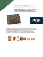 Propuesta Para Reconocer Objetos Geométricos