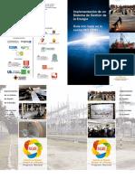 2013 - Implementación SGIE, Guía Con Base ISO 50001