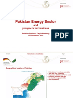 PGREF RE&EE Pakistan Business Day Khan