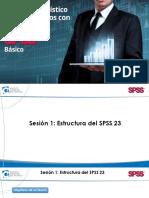 Spss Bas Sesion 1 Presentacion