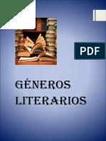 GENEROS LITERARIOS- MEDIACIONES