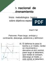 Bueno - Vigil Plan Nacional de Entrenamiento c Graficos