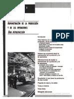 Gaither Frazier - Adm. de Producción y Operaciones (Capítulo 1)