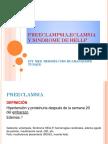 Preeclampsia,Eclamsia y Sindrome de Hellp