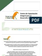 Convention Center for Training and Sustainable Development -  Centro de Convenciones y Capacitacion para el Desarrollo Sostenible