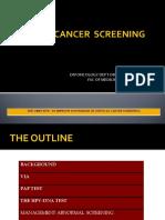 Up Date Screening