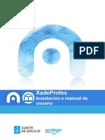 Manual XadeProfes Usuario Galego