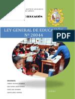 135280233 Monografia Ley General de Educacion (1)