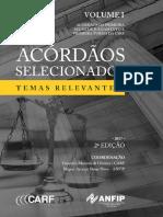 Livro Acórdãos 2017 Volume 1