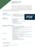 Currículo Do Sistema de Currículos Lattes (Evaristo Chalbaud Biscaia Junior)