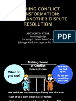 Another Dispute Resolution