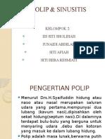 Polip & Sinusitis