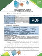 Guía de Actividades y Rúbrica de Evaluación. Paso 1. Realizar Reconocimiento Del Curso