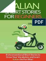 Richards Olly Italian Short Stories for Beginners 2015