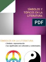 Símbolos y Tópicos en La Literatura