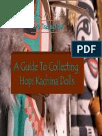 Guide to Hopi Kachina Dolls