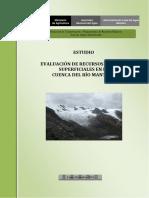 Evaluacion Rh Superficiales Rio Mantaro 0