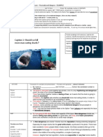 IBDP English B IOC Leisure Example Sharks