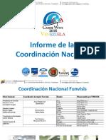Presentación de La Coordinacion Nacional Caribe Wave 2016 (3)