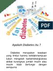 Diabetes Mellitus - Smk Kes