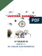 """Proyecto""""Jueera Bichos"""""""