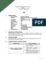 Silabo de Gestion y Administracion Web