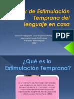 Estimulacion Del Lenguaje