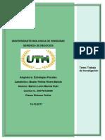 Tarea No.1, Estrategias Fiscales, Marlon Mancia