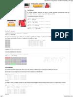 Cours VBA _ Les Variables (Suite)