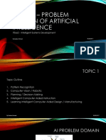 Topic 1 – Problem Domain of Artificial Intelligence.pptx