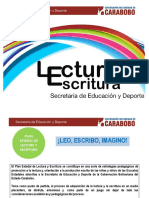 Plan Estadal de Lectura y Escritura 2015-2016 (1)