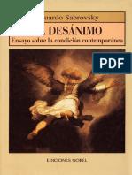 Sabrosky El desanimo.pdf
