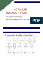 Set 04 - Perencanaan Batang Tekan - SNI 1729-2015(Rev 1)