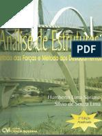 Análise de Estruturas - Método Das Forças e Método Dos Deslocamentos 2 Ed. Humberto Lima Soriano