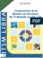Fundamentos de la Gestión Servicios ITIL® v3  Capítulo 1 Introducción