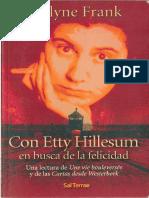 Hillesum, E. en Busca de La Felicidad
