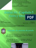 Exposicion Capitulo 5. Luces y Letreros