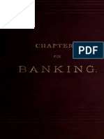 Chapters on Banking 1885