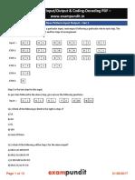 New Pattern Input-Output & Coding-Decoding PDF – www.exampundit.in.pdf