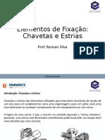 Elementos de Fixacao Chavetas- Aula 10- Word