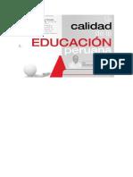 Educación de Calidad en El Perú