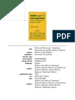 Joseph William Bastien - Drum and Stethoscope. Integrating Ethnomedicine and Biomedicine in Bolivia