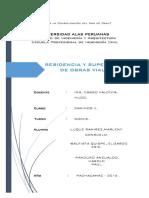 Residencia y Supervicion de Obras Viales- Luque Ultimo (1)