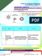 Actividad y Coeficiente de Actividad de Electrolitos