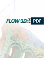 FLOW 3D MP v6 Brochure