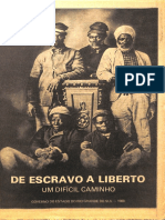 1988_De Escravo a Liberto (Comissão Texto Didático)